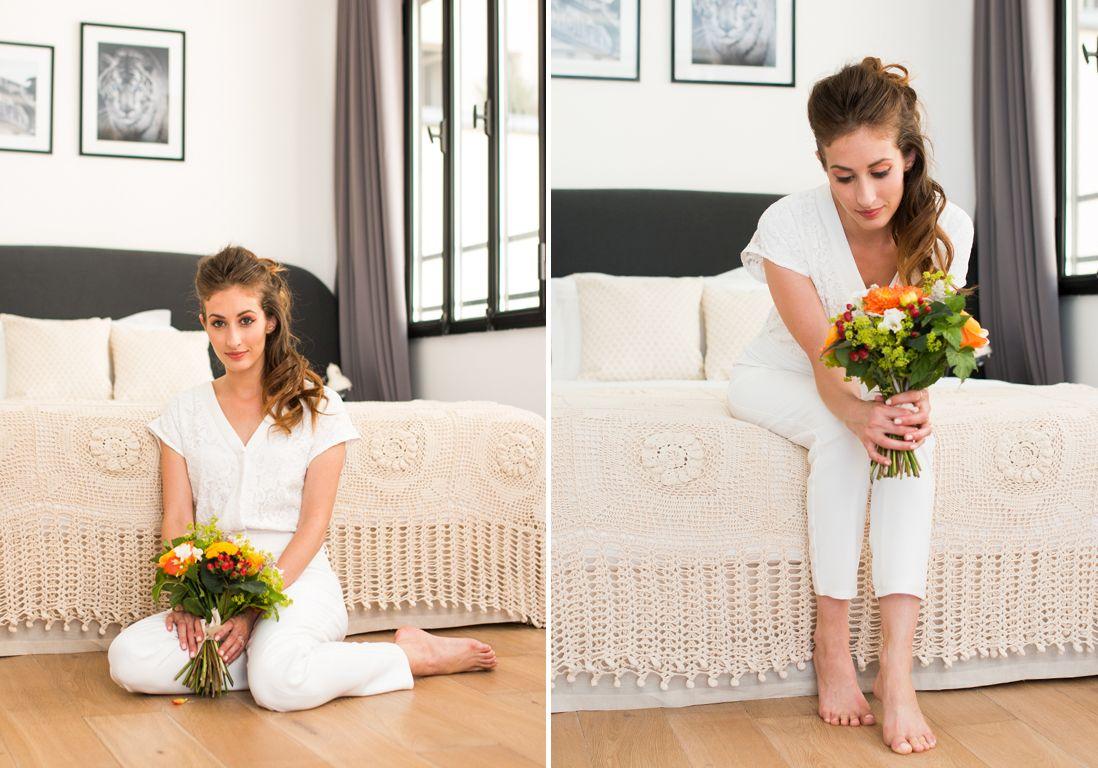 Un mariage intime & chic en jaune et orange à Paris -@Marine blanchardPhotographie-23