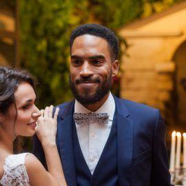 Mariage intime a Paris – Shooting Inspiration