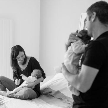 Seance famille – Maia & Nina – Paris
