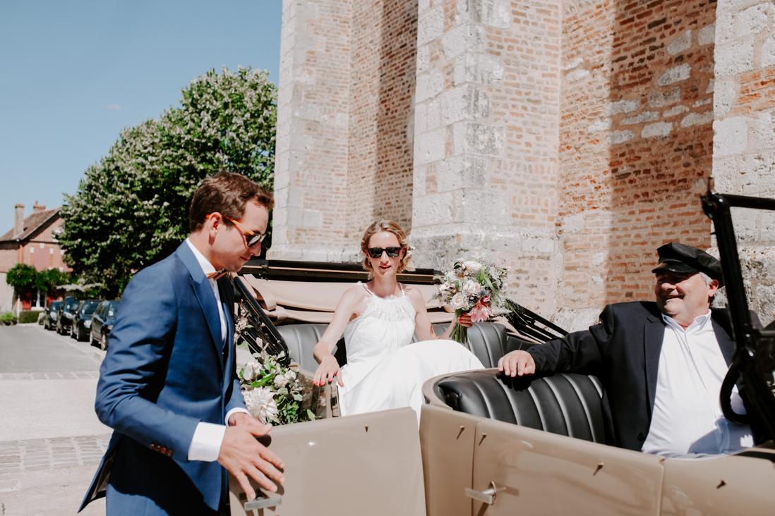 mariage-sologne-marine blanchard