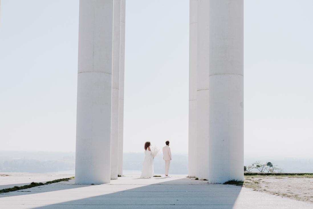 mariage-urbain-moderne-paris-marine blanchard photographie