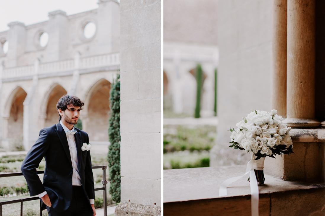 bouquet mariage marié decoration mariage